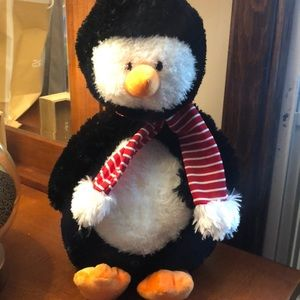 Gund large penguin . NWT